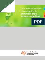 Guia Financiamiento PyMES