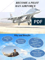 How to Become a Pilot in Indian Airforce