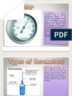 Barometer Exposition
