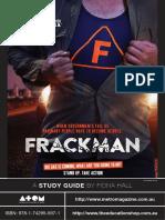 Frackman Study Guide