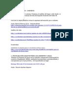 Analisis Del Sitio - Programacion