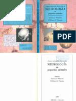 Autoevaluacion Ilustrada en Neurologia en Pequenos Animales