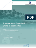 UNODC Transnational Organized Crime in the Pacific ~ A Threat Assessment - Sept 2016