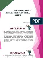 4to. Importancia Metodos Estadisticos UPSJB