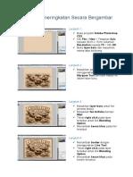 Langkah-langkah Membuat Pembungkusan Grafik