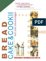 Buku Dasar Roti Dan Kue