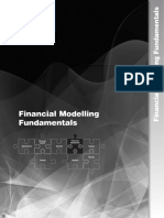 Financial Modelling Fundamentals