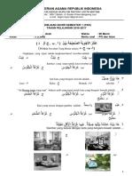 Kls 5 Bahasa Arab