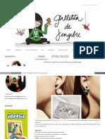 Www Galletitadejengibre Com 2013 12 Diy Mise en Dior HTML