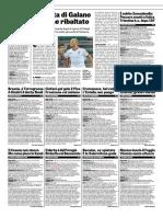 La Gazzetta dello Sport 07-08-2017 - Coppa Italia Pag.1