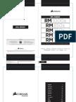 Corsair RM750X Manual