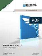 Rigel Multi Flo Manual v2.7