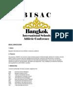 Bisac Constitution