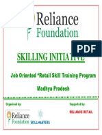 Reliance Banner Retail MP