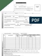 Profile Sheet-Skilling Program