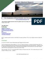 July 2009 Charleston Market Report