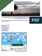 September 2009 Charleston Market Report