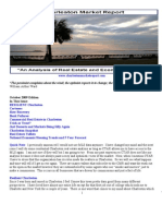 October 2009 Charleston Market Report