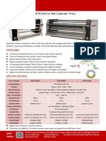 RTR  rotary heat press - how to choose a good sublimation machine?