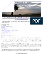 December 2009 Charleston Market Report