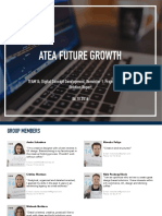 ATEA Future Growth – Solution Report