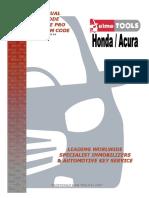 [HONDA] Manual de Taller Honda CRV