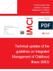 IMCI Technical Updates of the Guidelines_WHO 2005
