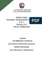 KERTAS CADANGAN KELAS TAMBAHAN TAHUN 4 & 5 -2017.doc