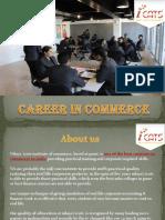 Career in Commerce NILAYA ICATS