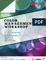 Modul Color Managemen Percetakan