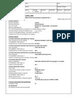 Concrete Specification (BS8500)