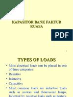 Kapasitor Bank Faktor Kuasa