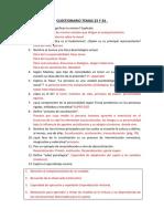 Cuestionario  T23-24   con soluciones