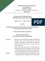 Sk 9.4.4.1 Pemberlakuan SPO