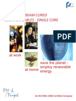 Pagoda_ebxl Xlpo Solar Dc Cable