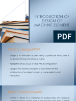introductionofdesignofmachineelement-160715071017