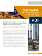 Icon PSD2 Final RTS White Paper