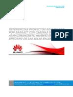 referencias Huawei