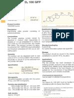 Vitamina d3 100 Gfp 1