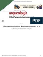 ¿La Leyenda de La Llorona Es de Origen Prehispánico_ _ Arqueología Mexicana