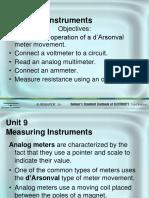 Unit 09 Instruments