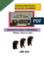1proyecto Crea y Emprende - 2016
