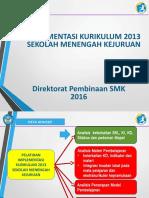 Analisis SKL, KI-KD, Silabus SMKN 1