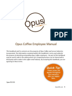 Opus Coffee 2013 Employee Manual.pdf