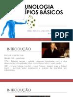 Aula Imunologia Princípios Básicos