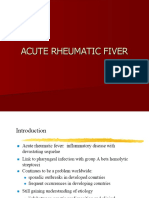 Acute Rheumatic Fiver