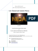 NIDA9 User Manual