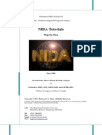 NIDA9 Tutorials