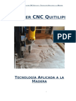Proyecto Router CNC Quitilipi