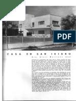 Casa en San Isidro_1935